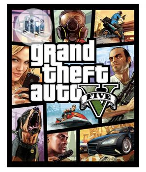 Grand And Theft (Gta) | Video Games for sale in Lagos State, Ikeja
