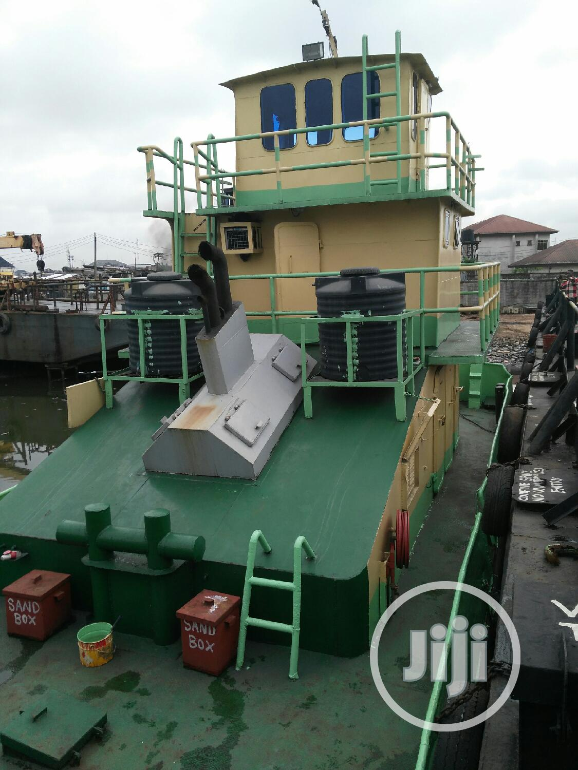 Tugboat For Sale In Port Harcourt