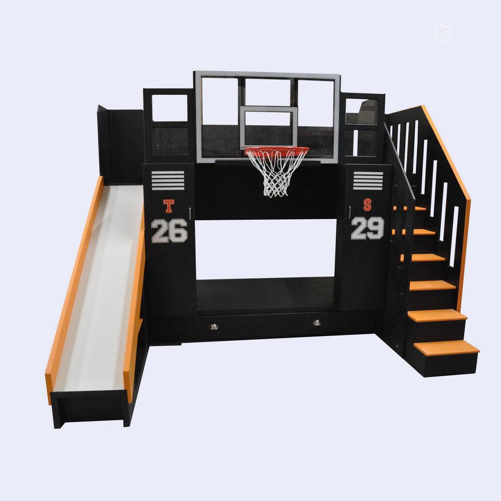 Basketball Bunk – The Ultimate