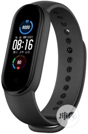 Xiaomi Mi Band 5 - Black | Smart Watches & Trackers for sale in Lagos State, Shomolu