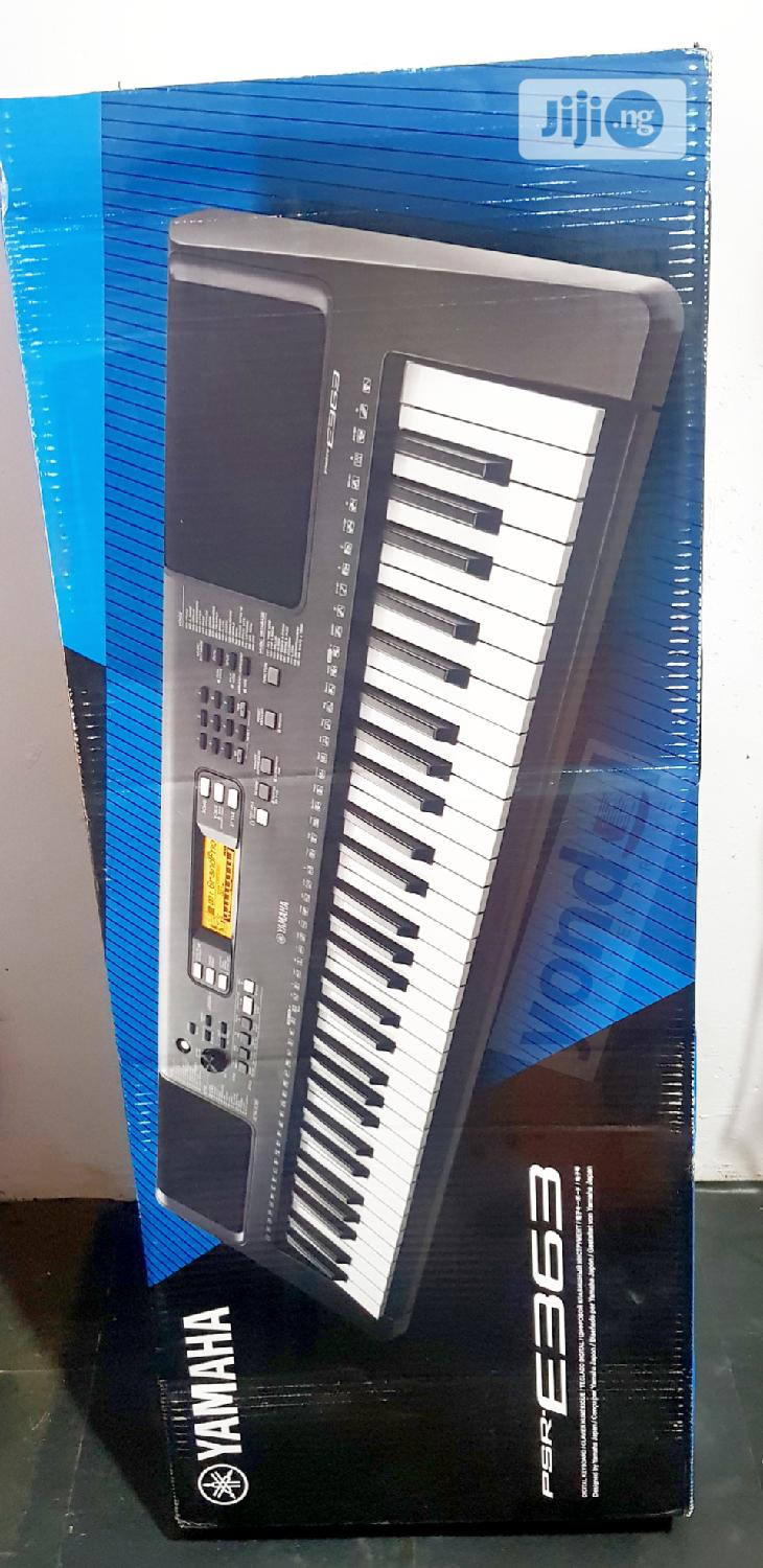 Yamaha Keyboard PSR-E363   Musical Instruments & Gear for sale in Agege, Lagos State, Nigeria