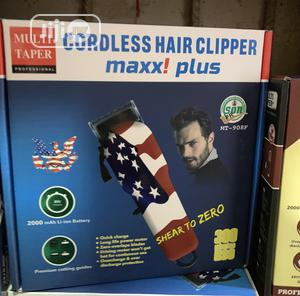 Rechargeable Hair Clipper | Tools & Accessories for sale in Lagos State, Lagos Island (Eko)