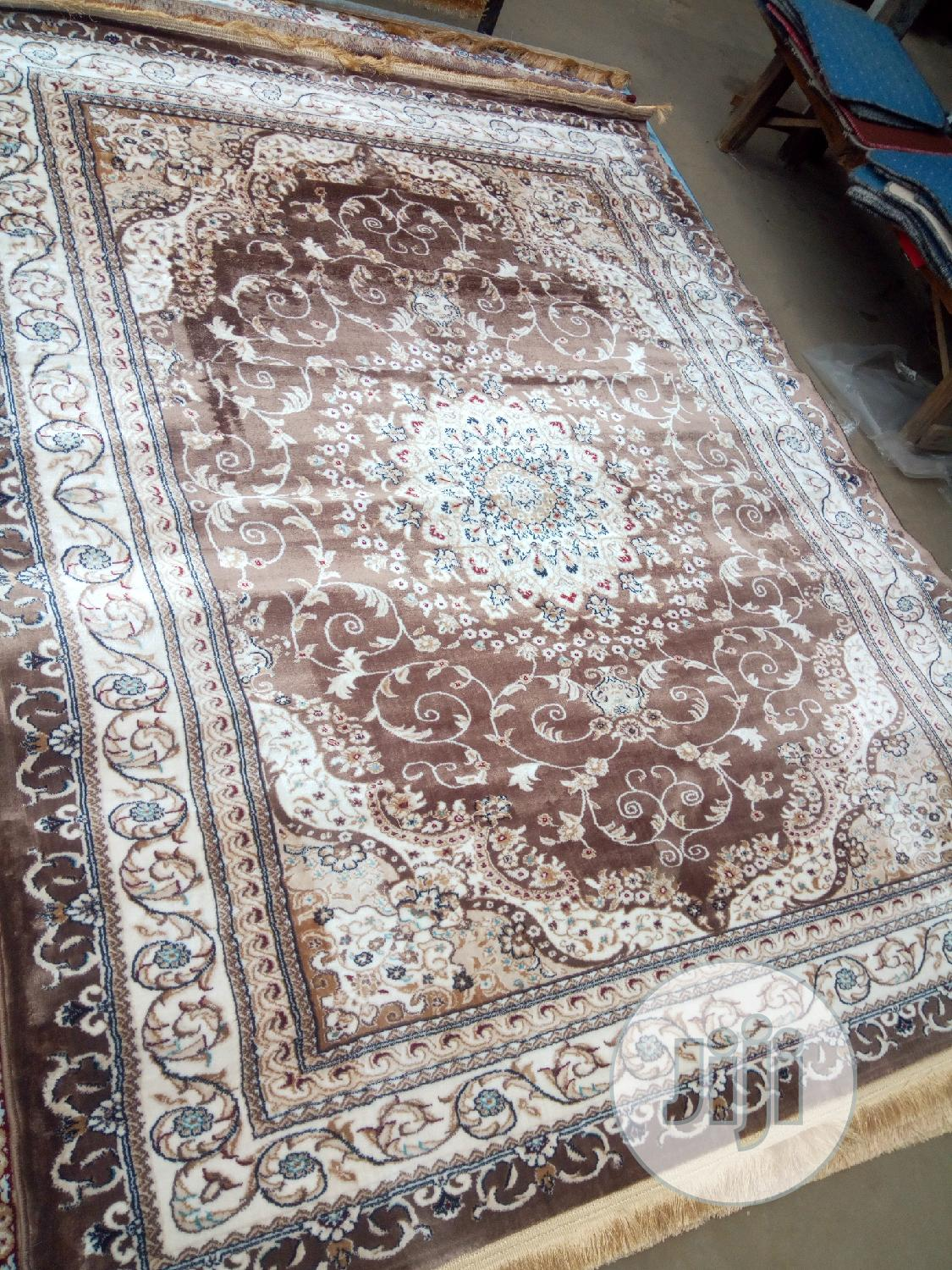 Archive: Center Rug