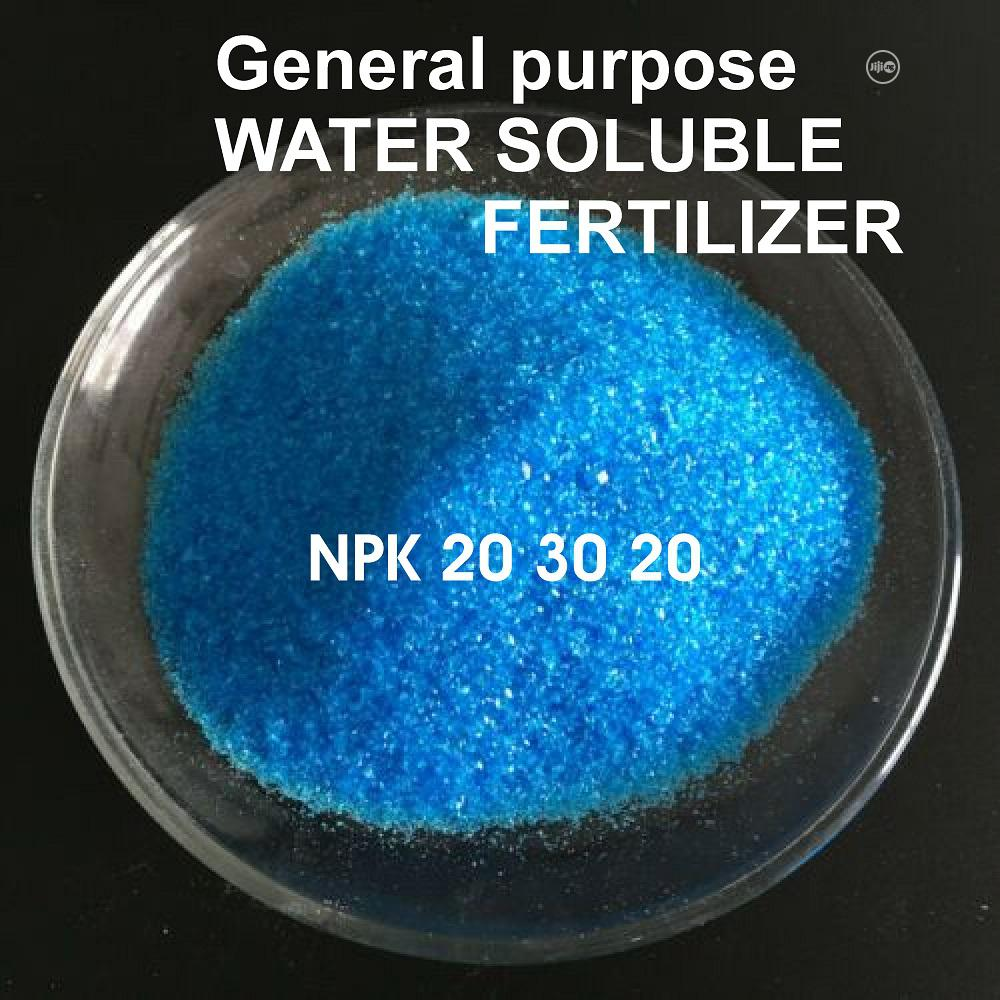 Water Soluble NPK Fertilizer