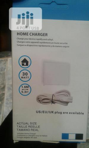 4 Port USB Home Charger   Accessories & Supplies for Electronics for sale in Lagos State, Ikeja
