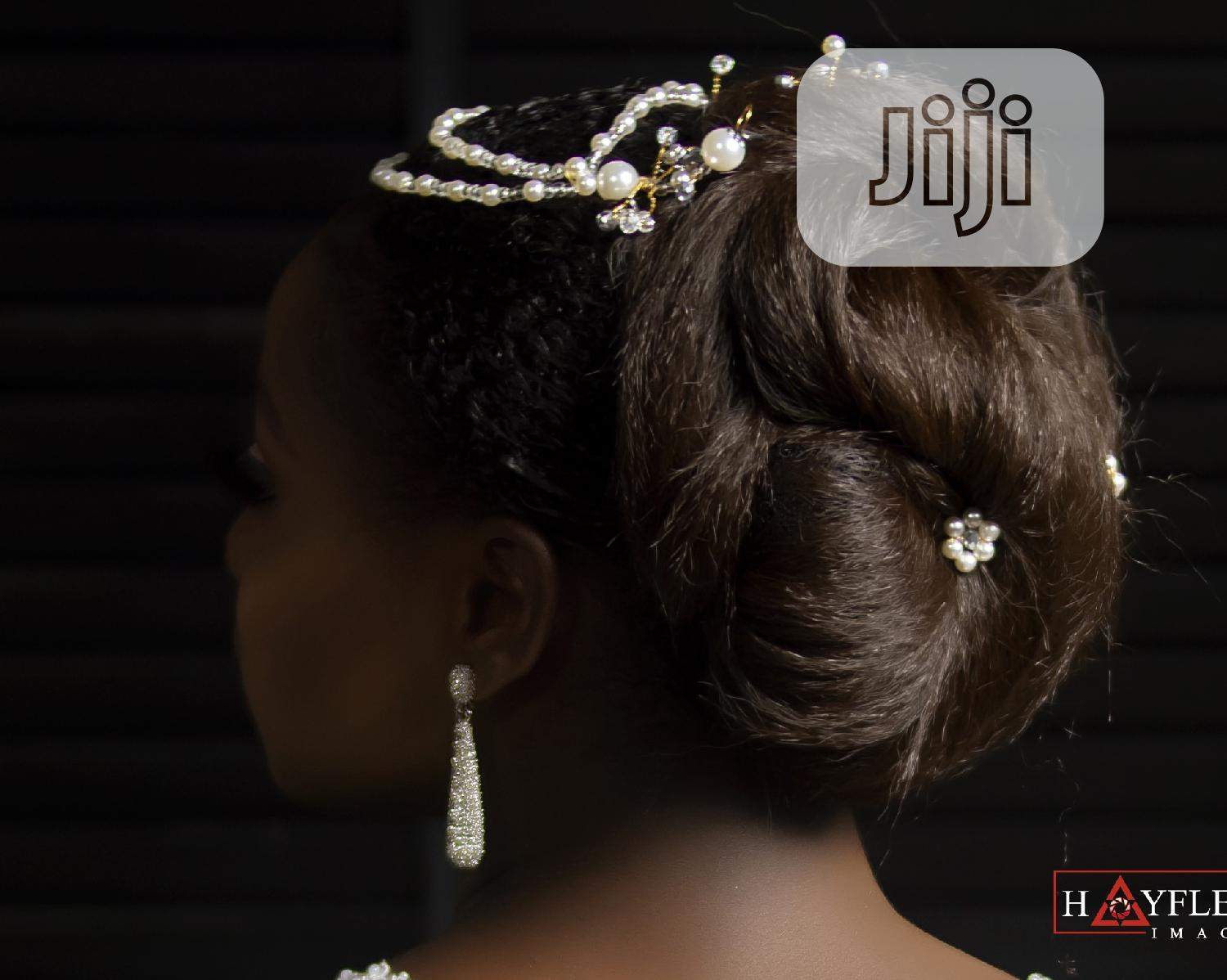 Archive: Hair Stylist and Gele Tying