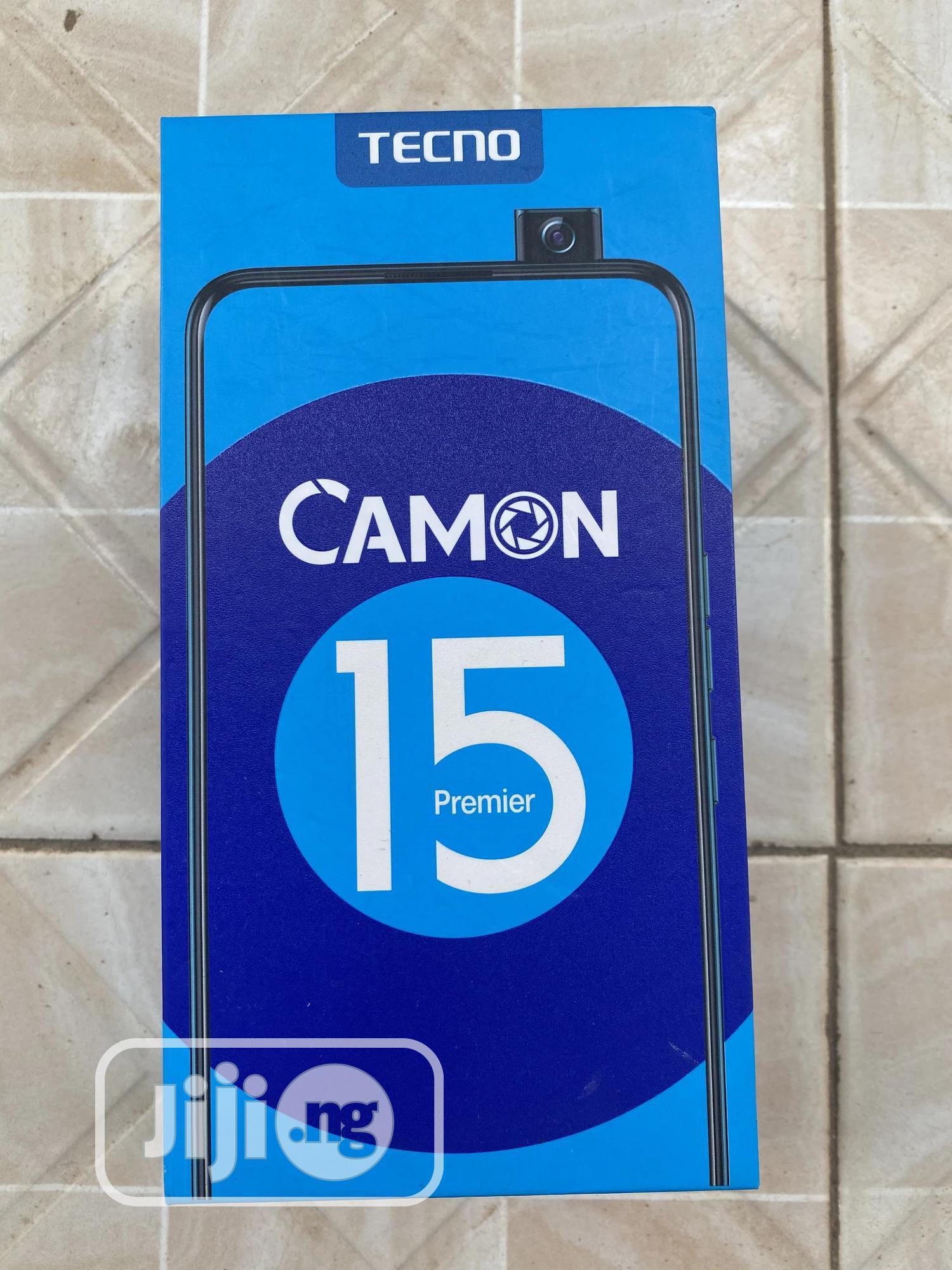 New Tecno Camon 15 Premier 128 GB | Mobile Phones for sale in Ilorin South, Kwara State, Nigeria