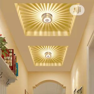 Creative Led Ceiling Light Surface Modern Indoor Colorful   Home Accessories for sale in Lagos State, Agege