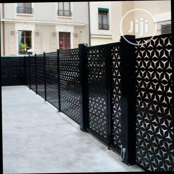 Laser Gate, Fence Rails And Hand Rail Engineering