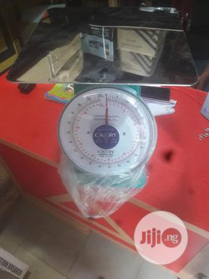 Camry 50kg Diamond Analog Scale   Store Equipment for sale in Lagos State, Ojo