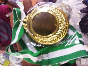 Gold Medal Grean And White | Arts & Crafts for sale in Lagos State, Lekki