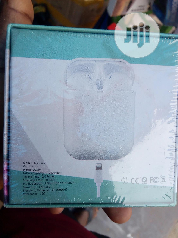 Archive: I15 TWS Wireless Earphone
