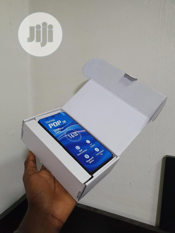 New Tecno Pop 3 16 GB Black | Mobile Phones for sale in Ikeja, Lagos State, Nigeria