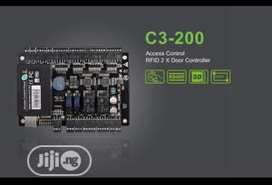 ZKTECO C3-200 CONTROLLER 4door Access Control Board TCP/IP | Safetywear & Equipment for sale in Lagos State, Ikeja