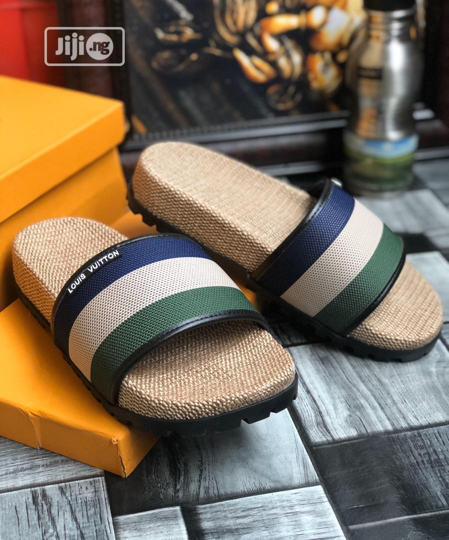 New Arrivals Designers Palm Slippers | Shoes for sale in Ojo, Lagos State, Nigeria