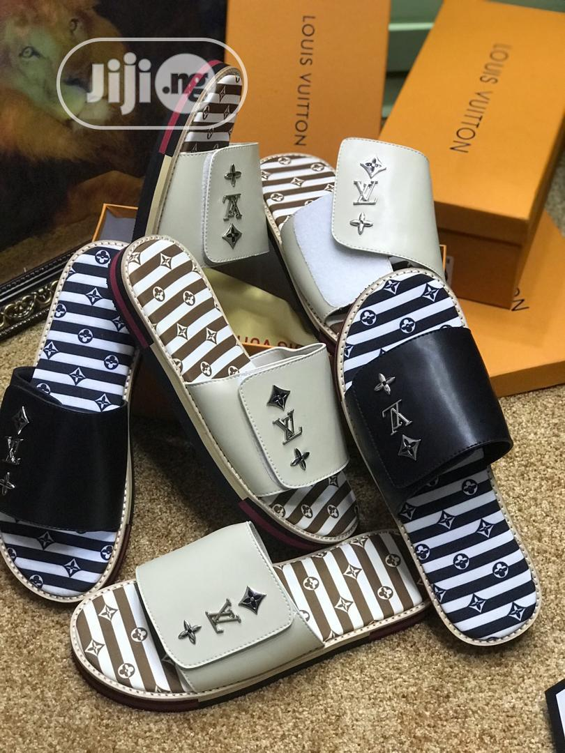 New Arrivals Designers Palm Slippers