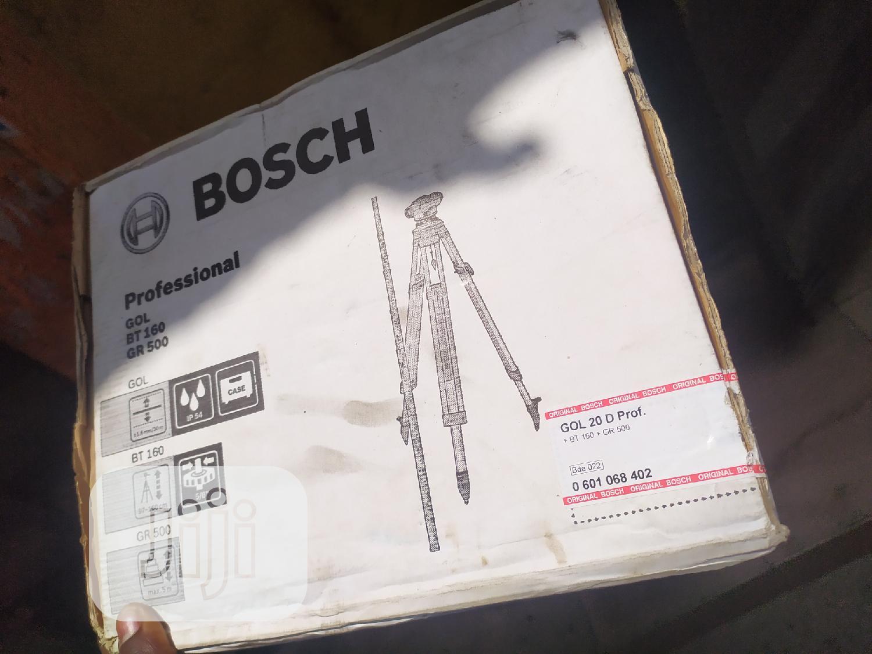 Bosch Auto Level(GOL 20D)