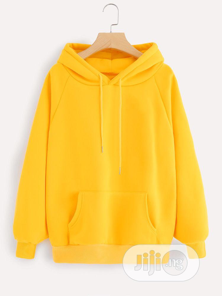 Plain And Designed Hoodies   Clothing for sale in Yaba, Lagos State, Nigeria