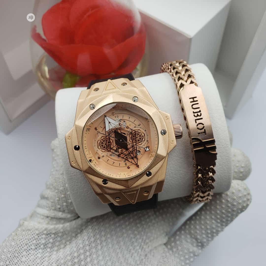 Archive: Hublot Watch+Bracelet