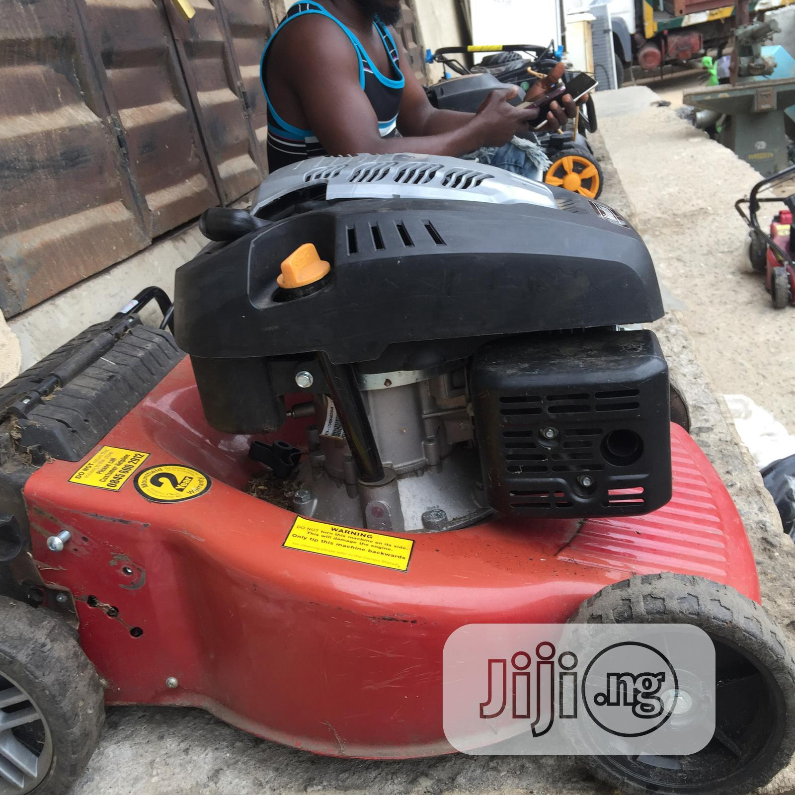 Lawnmower For Cutting Of Grass