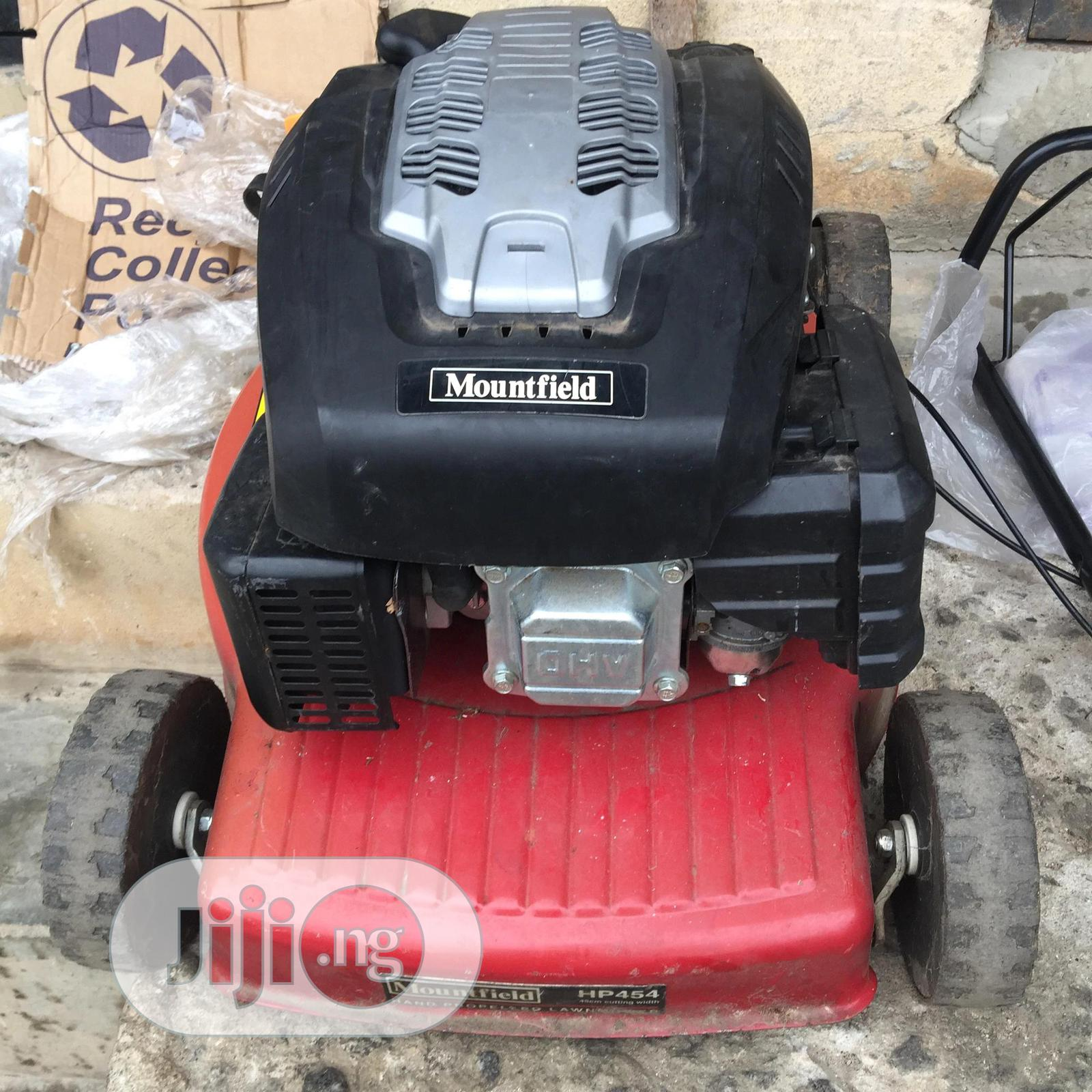 Lawnmower For Cutting Of Grass | Garden for sale in Ojo, Lagos State, Nigeria