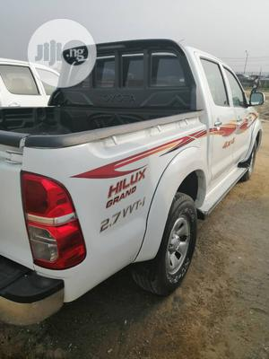 Toyota Hilux 2014 White | Cars for sale in Lagos State, Gbagada