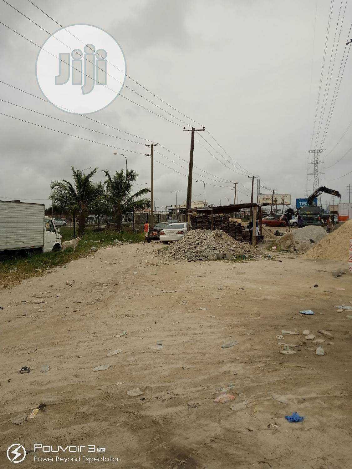 Car Stand And Open Space For Rent   Land & Plots for Rent for sale in Lekki, Lagos State, Nigeria