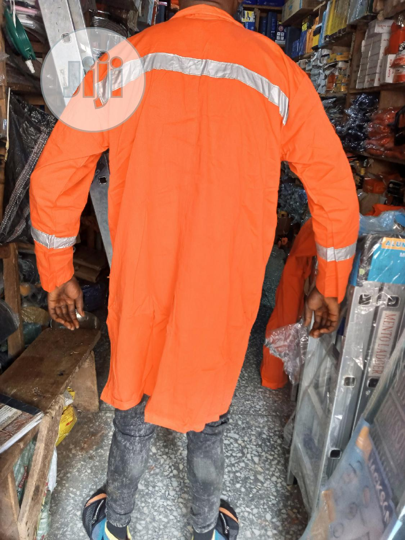 Worker's Lab Coat   Safetywear & Equipment for sale in Utako, Abuja (FCT) State, Nigeria