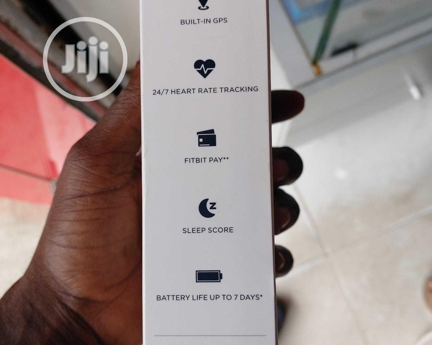 Fitbit Charger 4 | Smart Watches & Trackers for sale in Ikeja, Lagos State, Nigeria