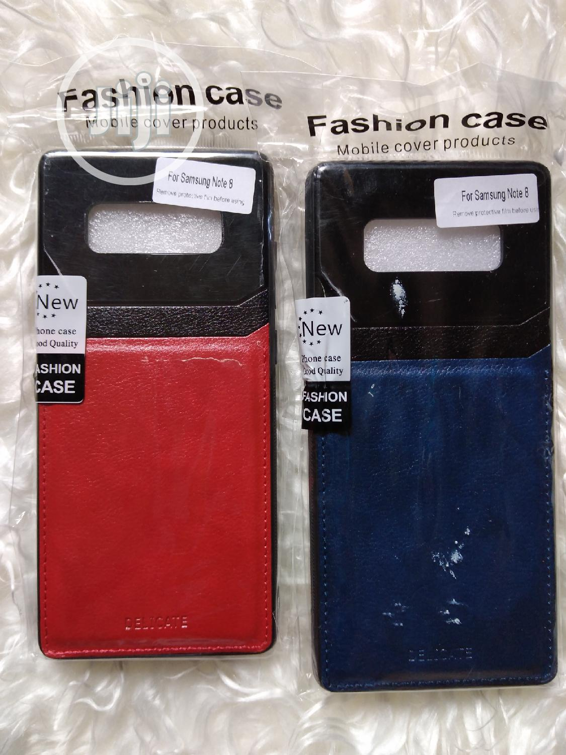 Archive: Fashion Leather Case for Samsung Note 8