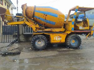 Tokunbo FIORI Self Loader Concrete Mixer 3.5cubic Metres | Heavy Equipment for sale in Lagos State, Apapa
