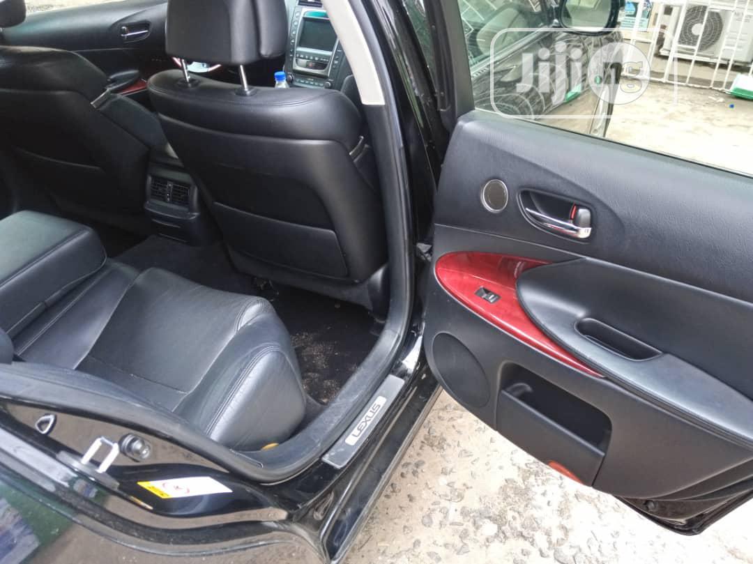Archive: Lexus GS 350 2010 Black