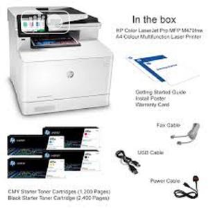 HP Colour Laserjet PRO M479fdw Multifunction Printer (W1A77A | Printers & Scanners for sale in Lagos State, Ikeja