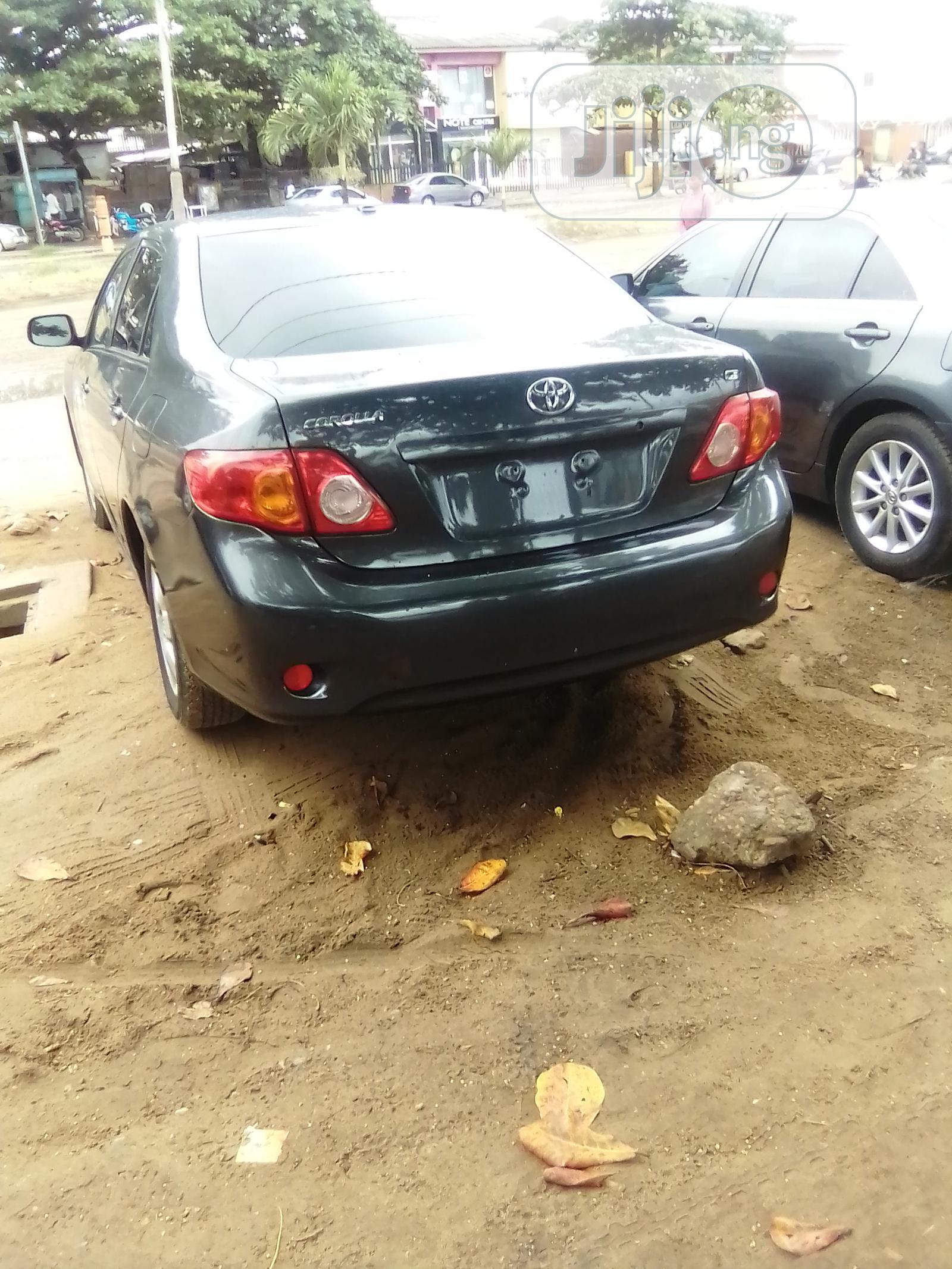 Toyota Corolla 2011 Gray | Cars for sale in Amuwo-Odofin, Lagos State, Nigeria