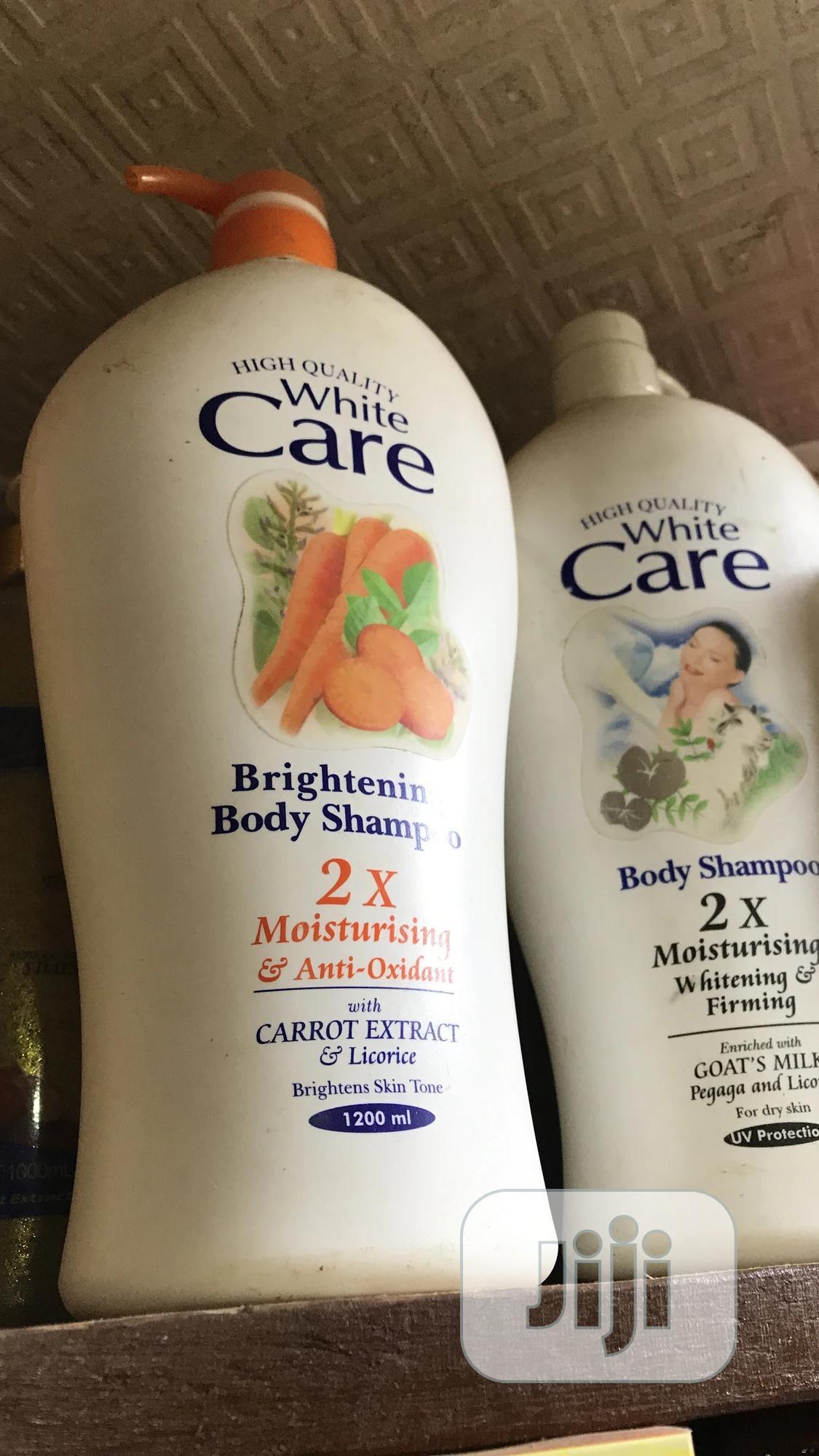 White Care Brightening Shampoo
