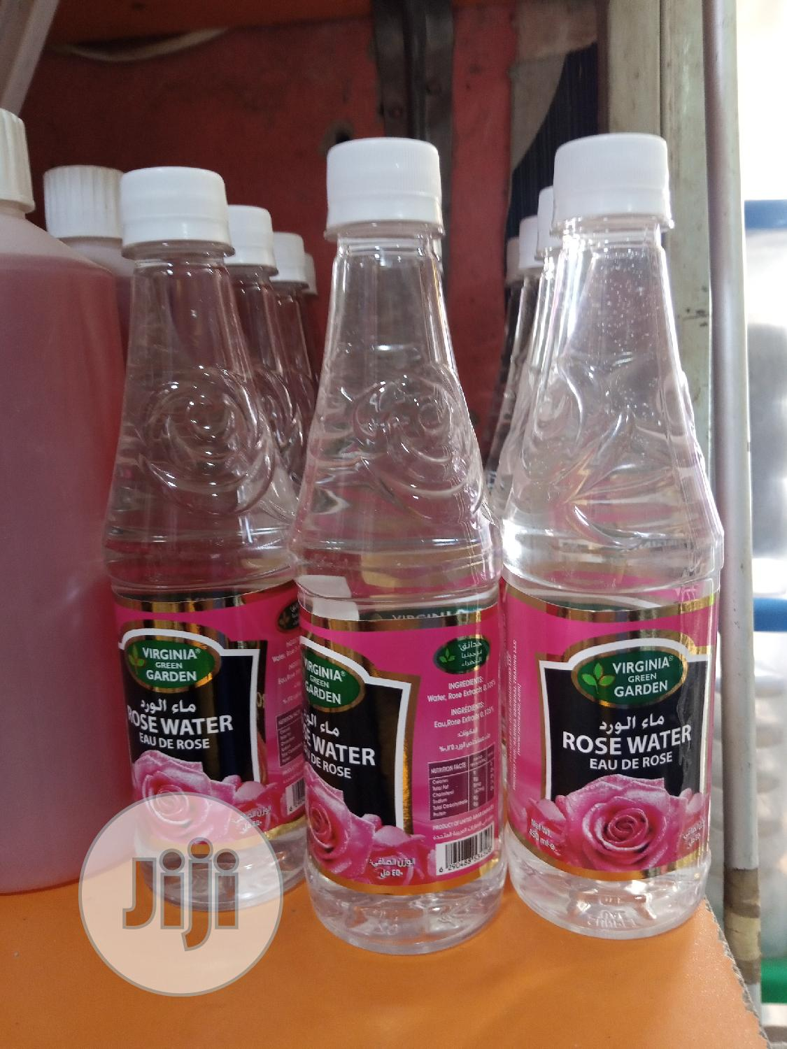 Archive: Rose Water