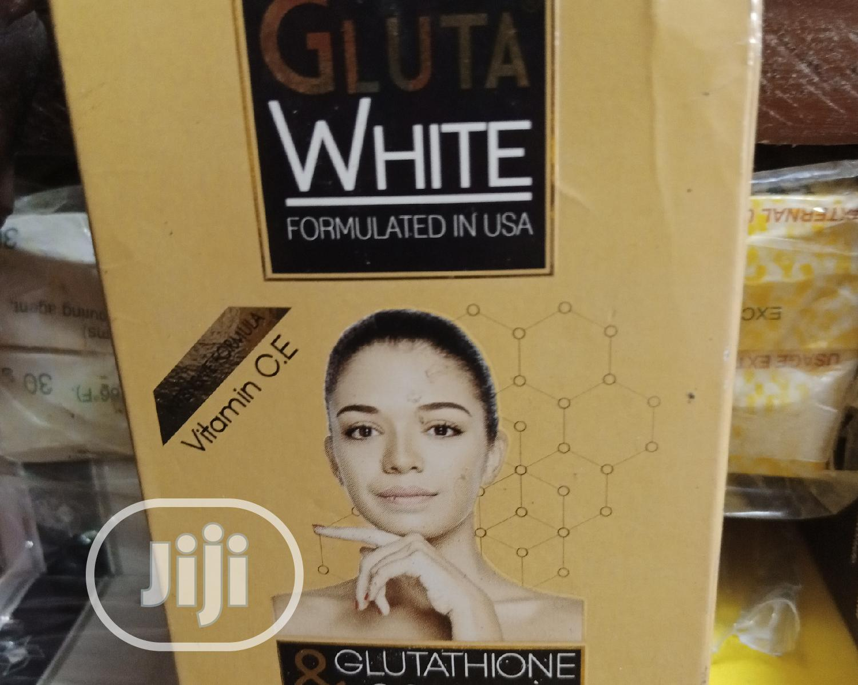 Gluta White | Bath & Body for sale in Abule Egba, Lagos State, Nigeria