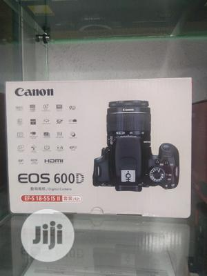 Canon Eos 600d With 18-55mm Lens (Brand New) | Photo & Video Cameras for sale in Lagos State, Ikeja