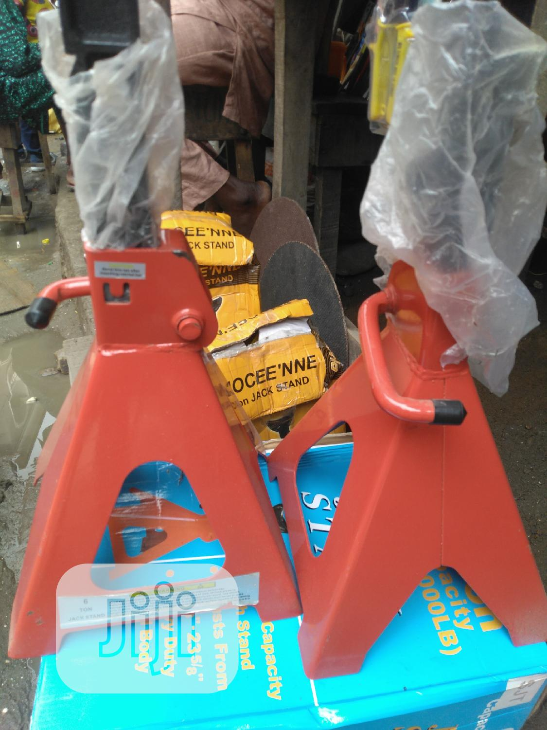 6ton Jack Stand? | Vehicle Parts & Accessories for sale in Lagos Island (Eko), Lagos State, Nigeria