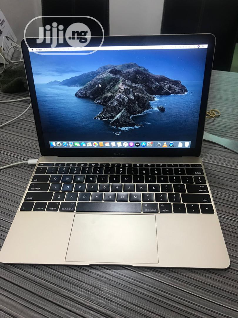 Laptop Apple MacBook 8GB Intel Core M SSD 256GB