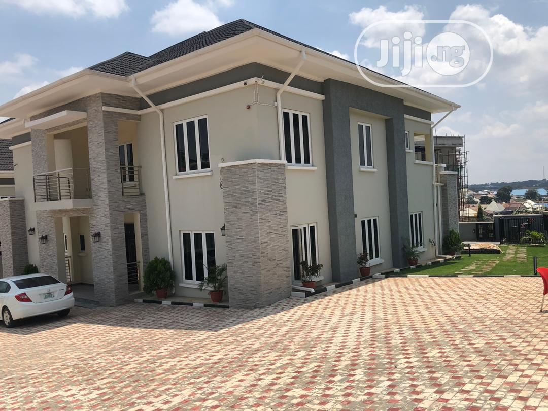 A Luxurious Built 7 Room Duplex at Guzape, Asokoro Ext | Houses & Apartments For Sale for sale in Asokoro, Abuja (FCT) State, Nigeria