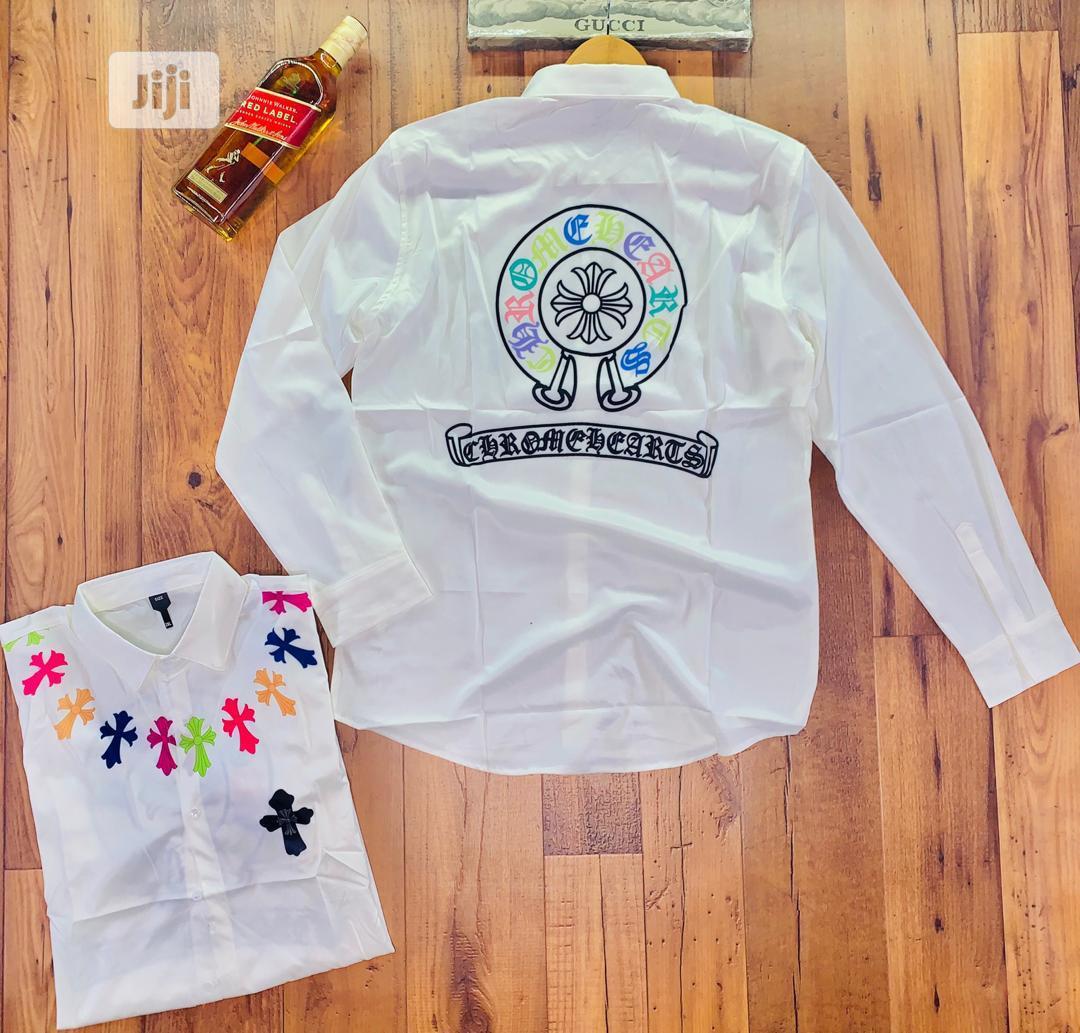 This Chrome Heart Sweat Shirt | Clothing for sale in Lagos Island (Eko), Lagos State, Nigeria