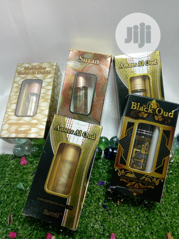 Surrati Unisex Oil 6 ml