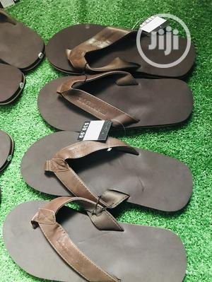 Vegan Leather Slippers | Shoes for sale in Lagos State, Ajah