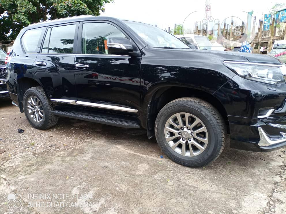 New Toyota Land Cruiser Prado 2020 Black | Cars for sale in Central Business Dis, Abuja (FCT) State, Nigeria