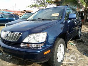 Lexus RX 2003 Blue | Cars for sale in Lagos State, Apapa