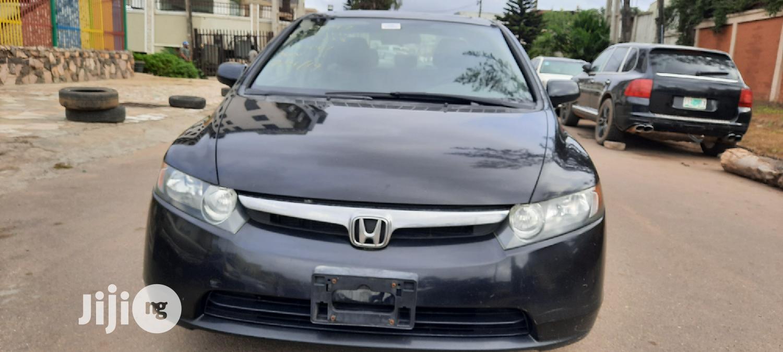 Archive: Honda Civic 2006 1.4 Black