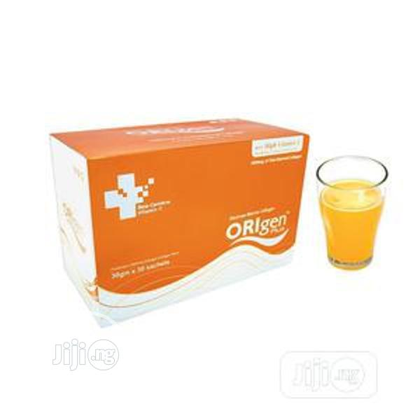 Origen Plus Collagen Drink 5000mg- 30 Satchets