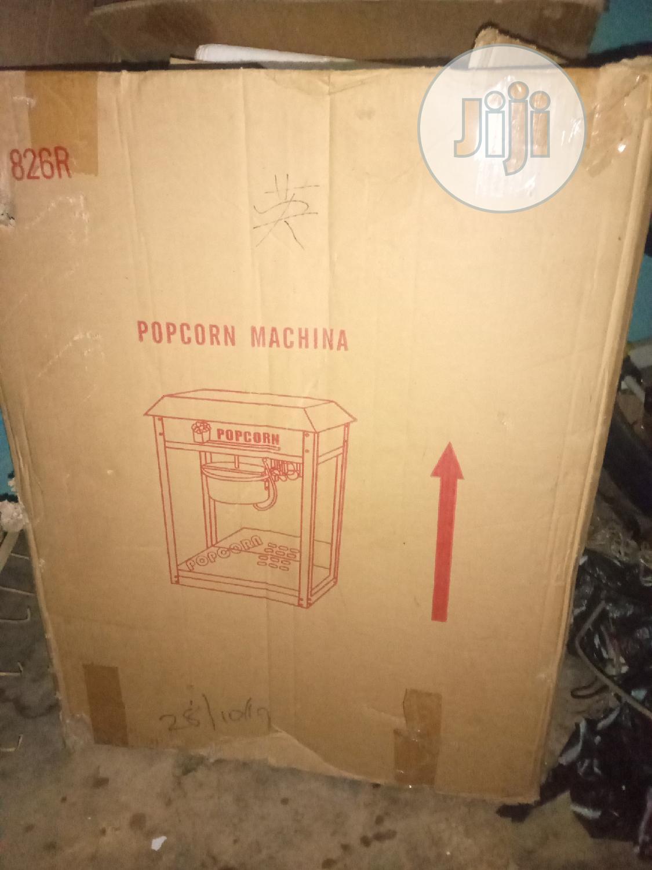 Pop Corn Machine | Restaurant & Catering Equipment for sale in Osogbo, Osun State, Nigeria