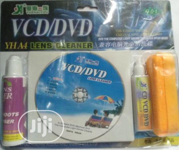 Archive: Dvd/Cd Lens Cleaner